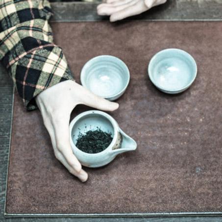 Kettl Tea and Bouley Tea Lunch