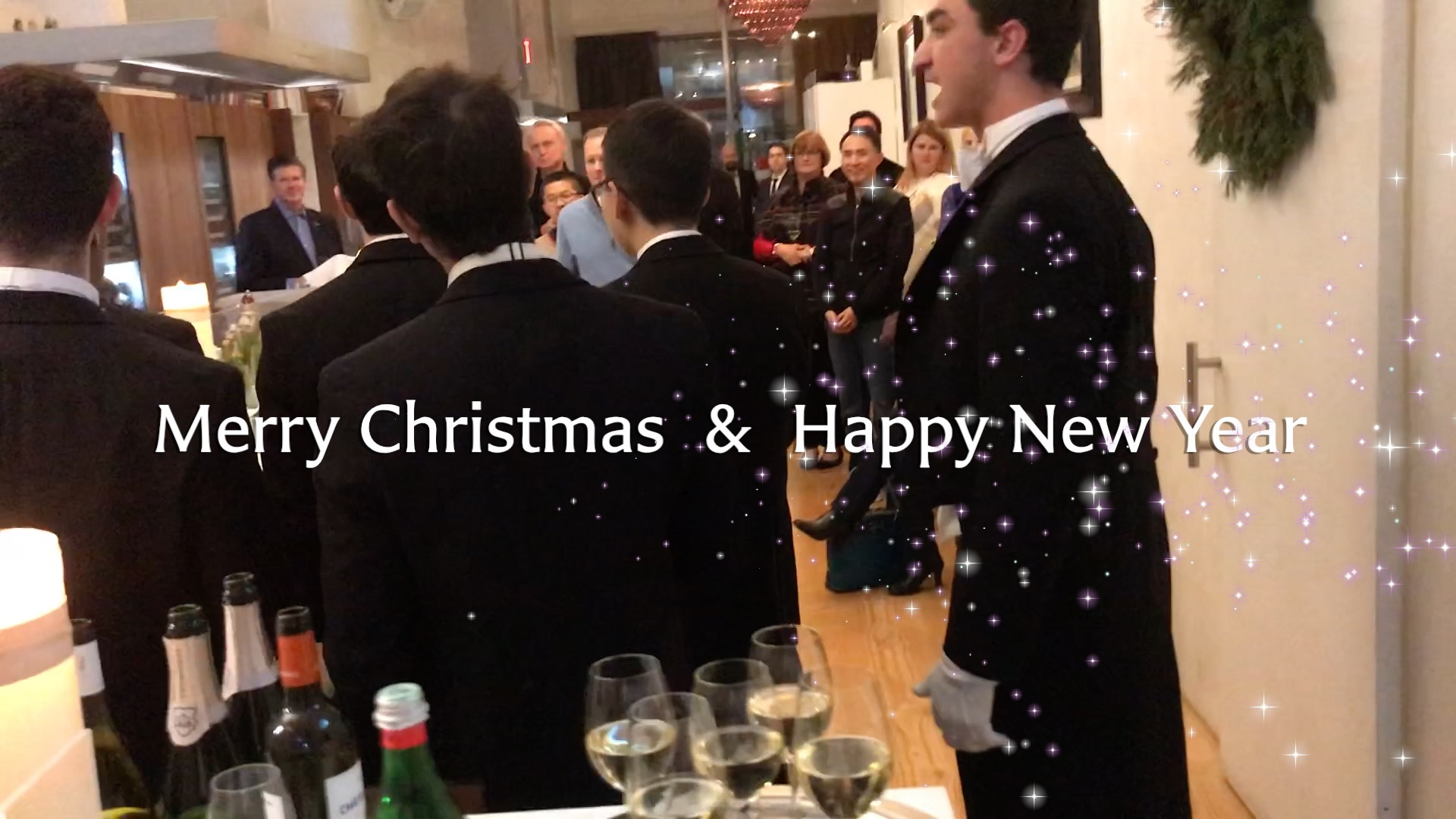 Merry Christmas and Happy New Year from Bouley at Home